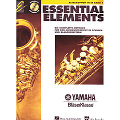 De Haske Essential Elements Band 1 - für Altsaxophon « Manuel pédagogique