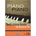Music Notes Hage Piano Piano 1+ 3 CDs