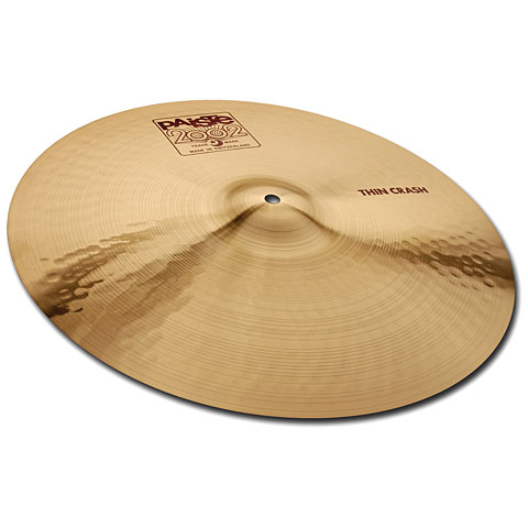 Paiste 2002 19  Thin Crash