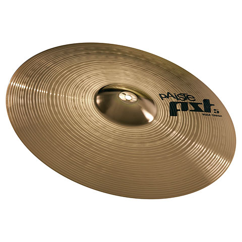 "Cymbale Crash Paiste PST 5 18"" Rock Crash"