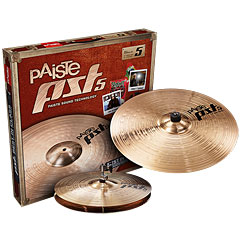 Paiste PST 5 Essential 14/18 Becken-Set « Cymbal-Set