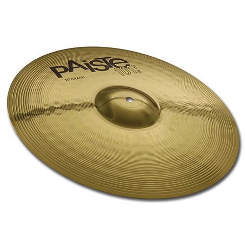 "Cymbale Crash Paiste 101 Brass 16"" Crash"
