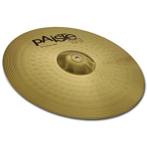 "Cymbale Crash-Ride Paiste 101 Brass 18"" Crash-Ride"