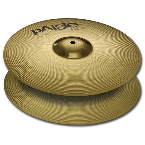 "Cymbale Hi-Hat Paiste 101 Brass 14"" HiHat"
