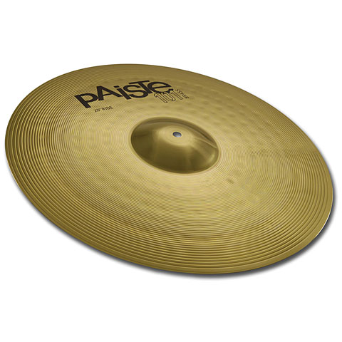 "Ride-Becken Paiste 101 Brass 20"" Ride"