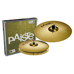 Paiste 101 Brass Essential 13/18 Becken-Set « Sets de platos
