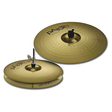 Sets de platos Paiste 101 Brass Essential 14/18 Becken-Set