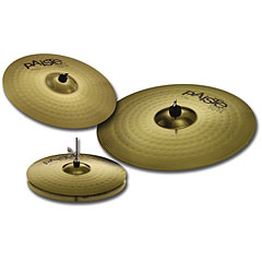 Paiste 101 Brass Universal Set 14HH/16C/20R « Sets de platos