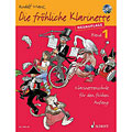 Libros didácticos Schott Die fröhliche Klarinette Bd.1 inkl. CD