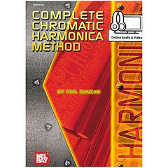 MelBay Complete Chromatic Harmonica « Libros didácticos
