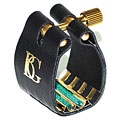 Ligature BG Super Revelation Ligature L13SR 24k gold plated metal plate