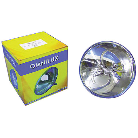 Omnilux PAR-64 240 V 1000 W GX16d VNSP 300 h