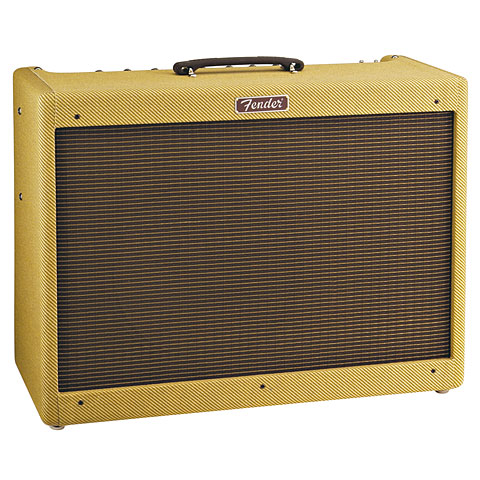 E-Gitarrenverstärker Fender Blues Deluxe Tweed