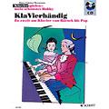 Notenbuch Schott Klavierspielen - mein schönstes Hobby KlaVierhändig