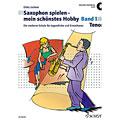 Libros didácticos Schott Saxophon spielen - mein schönstes Hobby Tenor Bd.1