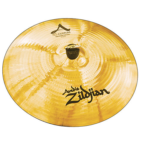 "Crash Zildjian A Custom 17"" Medium Crash"