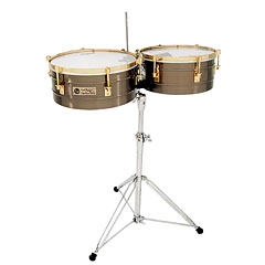 Latin Percussion Signature Series Karl Perazzo Timbales « Timbales