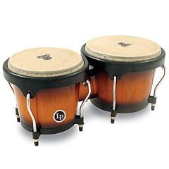 Latin Percussion Aspire LPA601-VSB « Bongos