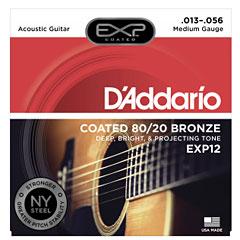D'Addario EXP12 .013-056 « Corde guitare folk