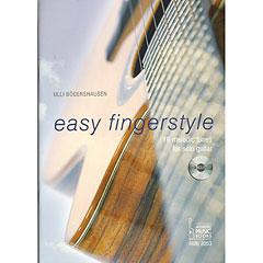 Acoustic Music Books Easy Fingerstyle « Manuel pédagogique