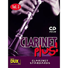 Dux Clarinet Plus! Vol.3 « Play-Along