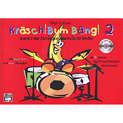 Alfred KDM Kräsch! Bum! Bäng! Bd.2 « Instructional Book