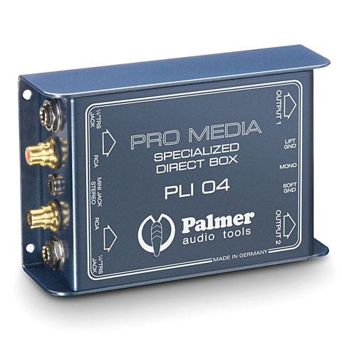Palmer PLI 04, 2 Channel