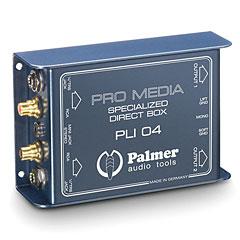 Palmer PLI 04, 2-Kanal « DI-Box/splitter