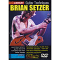 DVD Roadrock Lick Library Brian Setzer Guitar Techniques, DVDs