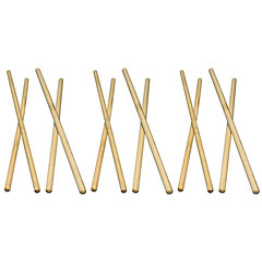 Latin Percussion LP248C Timbale Sticks Hickory « Baquetas para timbal