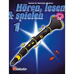 De Haske Hören,Lesen&Spielen Bd. 1 für Boehm Klarinette « Manuel pédagogique