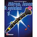 De Haske Hören,Lesen&Spielen Bd. 1 für Boehm Klarinette « Libro di testo