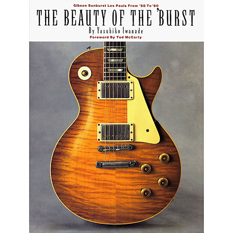Monographie Hal Leonard The Beauty of the Burst