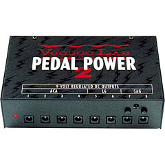 VoodooLab Pedal Power 2 Plus 8x9VDC « Guitar/Bass Power Supplies