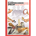 Εκαπιδευτικό βιβλίο Leu Kleinpercussion spielen