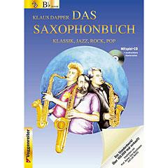 Voggenreiter Das Saxophonbuch Bb (Sopran- und Tenorsaxophon)