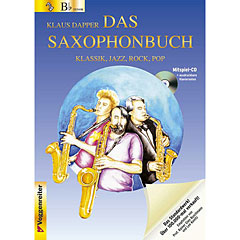 Voggenreiter Das Saxophonbuch Bd.1 - Bb Version « Lehrbuch