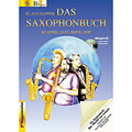 Instructional Book Voggenreiter Das Saxophonbuch Bd.1 - Bb Version, Wind Instruments