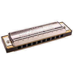 Hohner Big River Harp MS Bb « Harmonica Richter