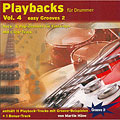 CD Tunesday Playbacks für Drummer Vol.4 Easy Grooves 2, Audio Cds