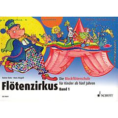 Schott Flötenzirkus Bd.1