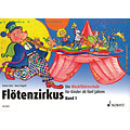 Instructional Book Schott Flötenzirkus Bd.1, Wind Instruments