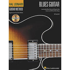 Hal Leonard Hal Leonard Guitar Method Blues Guitar « Lehrbuch