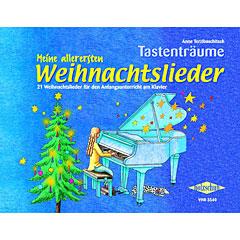 Holzschuh Tastenträume Meine allerersten Weihnachtsli « Bladmuziek