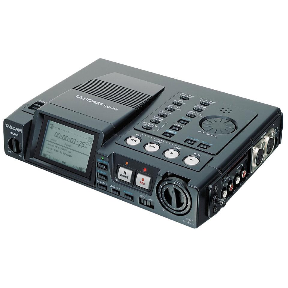 Tascam Hd P2 171 Digital Recorder