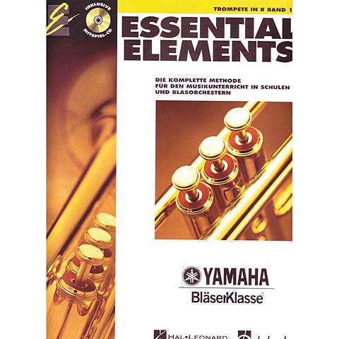 Lehrbuch De Haske Essential Elements Band 1 - für Trompete