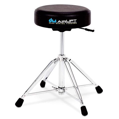 Drumhocker DW CP9100AL Heavy Duty 4-Leg Air Lift Drum Throne