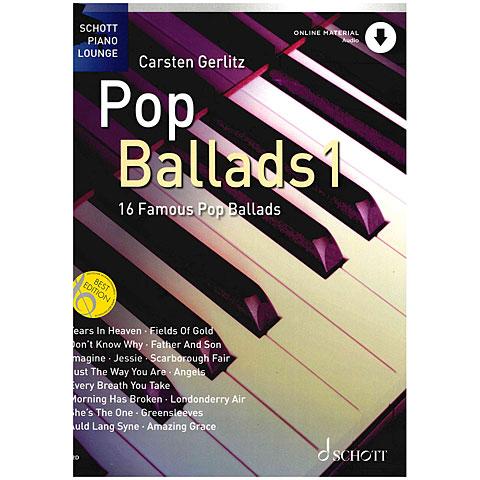 Schott Schott Piano Lounge Pop Ballads