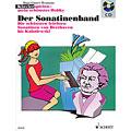 Нотная тетрадь  Schott Klavierspielen - mein schönstes Hobby Der Sonatinenband