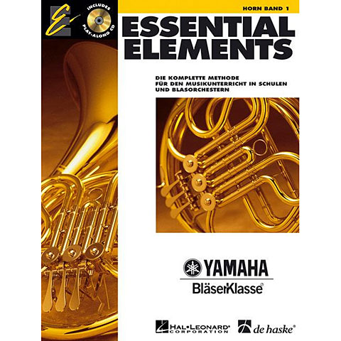 Libros didácticos De Haske Essential Elements Band 1 - für Horn